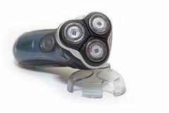 Máquina de afeitar eléctrica Imágenes de archivo libres de regalías