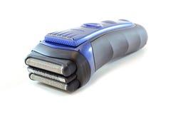 Máquina de afeitar eléctrica Fotos de archivo libres de regalías