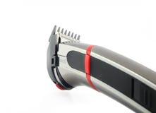Máquina de afeitar eléctrica aislada Foto de archivo