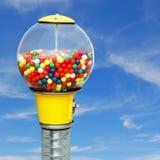 Máquina de Chewinggumball Fotografia de Stock