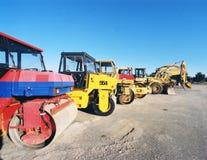 Máquina de cilindro Foto de Stock Royalty Free