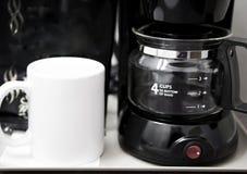 Máquina de Cofee Fotos de archivo libres de regalías