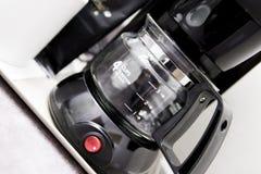 Máquina de Cofee Imágenes de archivo libres de regalías