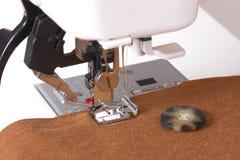Máquina de coser Fotos de archivo libres de regalías
