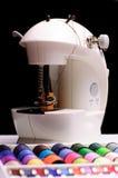 Máquina de coser Imagenes de archivo