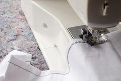 Máquina de coser 1 Imágenes de archivo libres de regalías