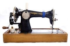 Máquina de coser de la vendimia. Fotografía de archivo