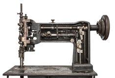 Máquina de coser del vintage Foto de archivo libre de regalías