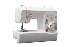 Máquina de coser eléctrica imagen de archivo libre de regalías