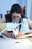 Máquina de costura Imagens de Stock