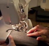 Máquina de costura Imagem de Stock Royalty Free
