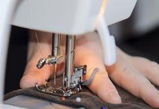 Máquina de costura Imagem de Stock