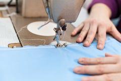 Máquina de costura fotos de stock