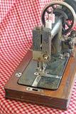 Máquina de costura do vintage Fotos de Stock Royalty Free