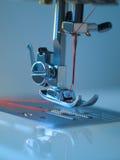 Máquina de costura sempre pronta imagem de stock royalty free