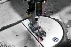 Máquina de CSewing Imagem de Stock Royalty Free