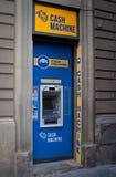Máquina de dinheiro Foto de Stock