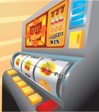 Máquina de entalhe ilustração do vetor