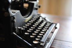 Máquina de escrever Fotografia de Stock