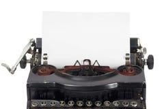 Máquina de escrever Foto de Stock Royalty Free