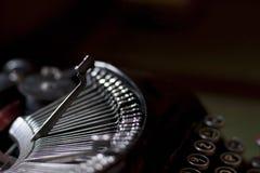 Máquina de escrever clássica Foto de Stock Royalty Free