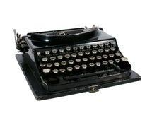 Máquina de escrever do vintage Imagens de Stock