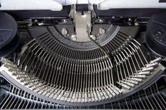 Máquina de escrever interna Imagens de Stock