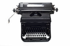 Máquina de escrever velha Fotografia de Stock Royalty Free