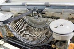 Máquina de escribir ilustración del vector