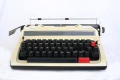 Máquina de escribir Fotografía de archivo