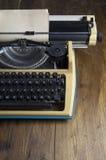 Máquina de escribir Imágenes de archivo libres de regalías