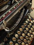 Máquina de escribir antigua Fotos de archivo libres de regalías