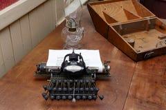 Máquina de escribir de Blickensderfer 5 Imagen de archivo libre de regalías