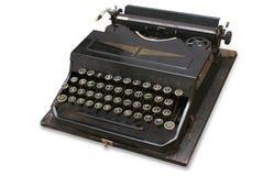 Máquina de escribir de la vendimia Fotografía de archivo
