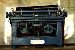 Máquina de escribir de la vendimia Foto de archivo