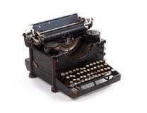 Máquina de escribir pasada de moda Imagen de archivo
