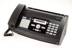 Máquina de fax fotos de archivo