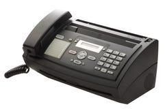 Máquina de fax foto de archivo libre de regalías