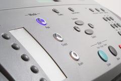 Máquina de fax de múltiples funciones fotos de archivo libres de regalías