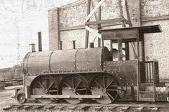 Máquina de Ferrocarril Imagen de archivo