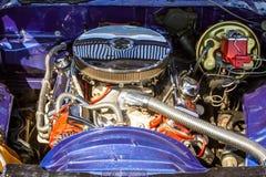 Máquina de Ford Mustang imagenes de archivo