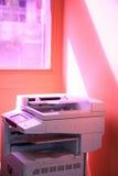 Máquina de fotocopia Fotografía de archivo libre de regalías