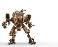 Máquina de guerra estupenda stock de ilustración
