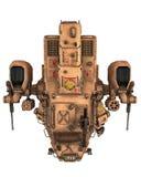 Máquina de guerra super ilustração royalty free