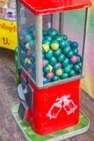 Máquina de Gumball Foto de archivo