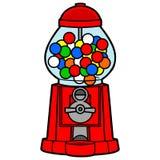 Máquina de Gumball libre illustration