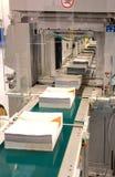 Máquina de impressão Imagens de Stock Royalty Free