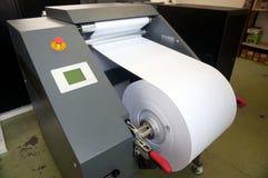 Máquina de impressão da imprensa de Digitas (detalhe) Foto de Stock Royalty Free