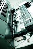 Máquina de impressão deslocada fotos de stock royalty free