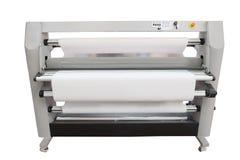 Máquina de impressão profissional Fotografia de Stock